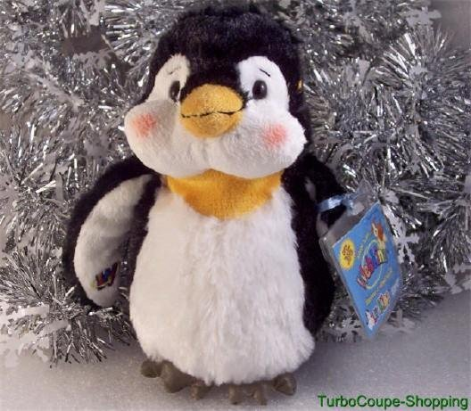 Webkinz New Lil'Kinz Penguin Retired HTF Rare Sealed Tag HS132