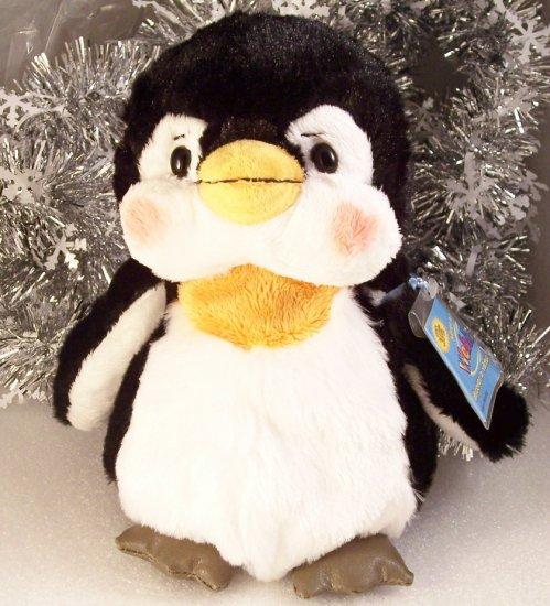 Webkinz New Penguin Retired Sealed Code Tag HM132 Full Size