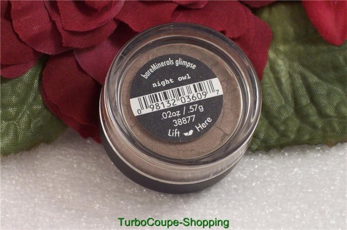 Bare Minerals Escentuals NIGHT OWL GLIMPSE EyeShadow New