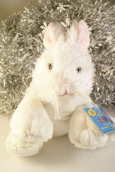 New Webkinz Ganz Rabbit ~ Bunny for Easter Unused Sealed Code Tag HM078