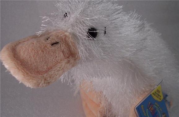 New WebKinz Lrg GOOGLES Duck Sealed Tag  HM021