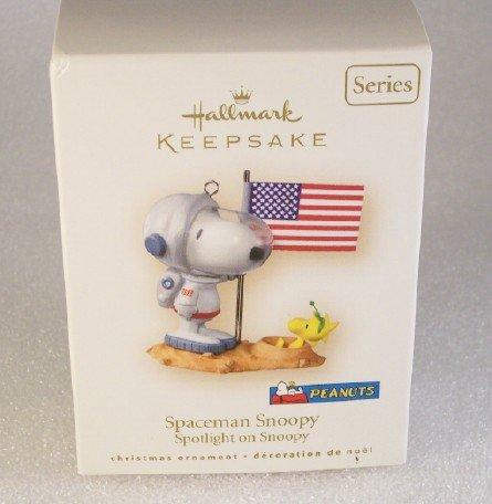 Hallmark 2007 Spaceman Snoopy Spotlight on Peanuts # 10 MIMB