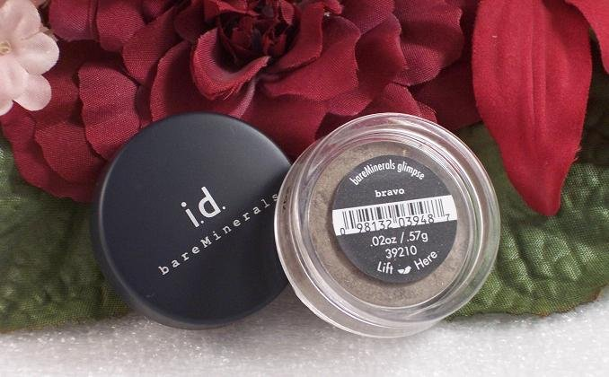 Bare Minerals Escentuals Bravo Glimpse EyeShadow New