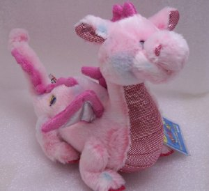 New Webkinz WHIMSY DRAGON Sealed Code Tag HTF HM156