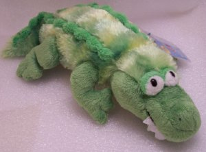 New Webkinz Retired Crocodile Sealed Unused Code Tag HM215