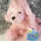 New Webkinz Pink Poodle Large Sealed Unused Code Tag HM107