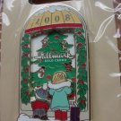 Hallmark 2008 Little Window Shoppers Pin Studio Edition Club Series