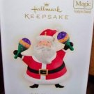 2009 Hallmark Feliz Navidad New Ornament Magic Sound