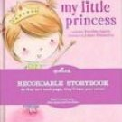 Hallmark My Little Princess Recordable Storybook New Book