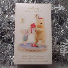 2008 Hallmark Baby's First Christmas Winnie the Pooh Collection Piglet Ornament