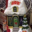 2009 Hallmark JOY 3rd Caroling Cottages Series Synchronized Music Lights New