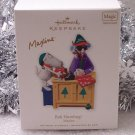 2010 Hallmark Bah Humbug! Maxine & Floyd Magic Sound New Ornament