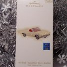 2009 Hallmark 1963 Ford Thunderbird Sports Roadster 19th Classic American Cars Ornament New