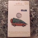 2011 Hallmark The Griswold Family Christmas Tree National Lampoon Vacation Ornament Magic Sound New