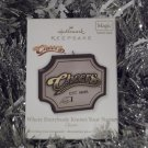 2011 Hallmark Cheers Where Everybody Knows Your Name Magic Sound Theme Ornament New