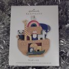 2011 Hallmark Noah&#39;s Ark God&#39;s Promise Ornament New