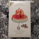 2011 Hallmark It&#39;s All in the Shoes! Special Edition Wizard of Oz Magic Sound New