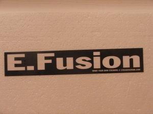 E.Fusion Sticker