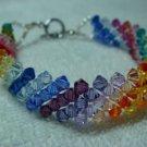 eBeauty*B0001 - Rainbow Bracelet