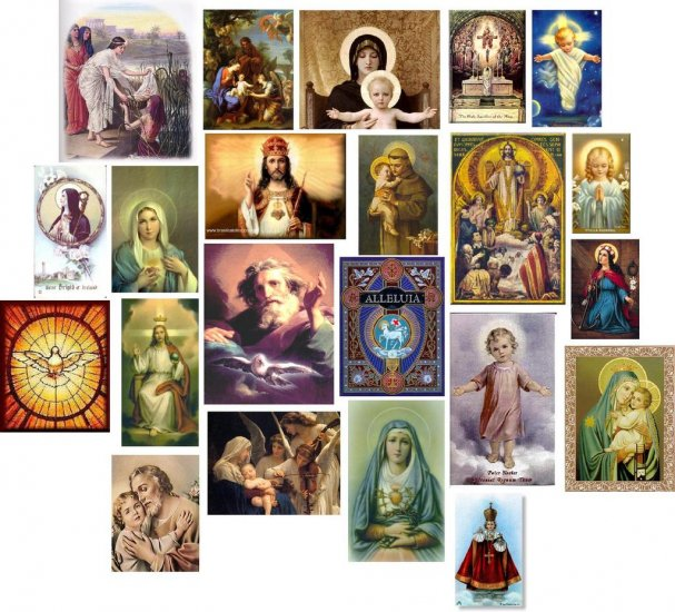 Traditional Catholic Art CD Vol 1