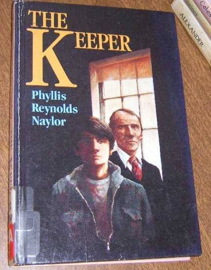 The Keeper by Phyllis Reynolds  Naylor 1986 First Edition Free Shipping
