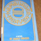 1976 Hamburger Heaven By James Trivers / Young Adult Free Shipping