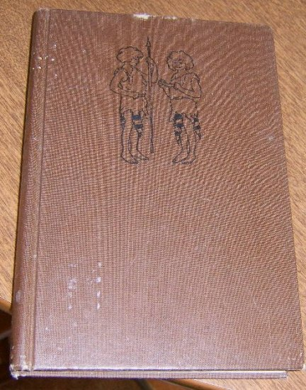 Free Shipping 1944 The Cave Twins by Lucy Fitch Perkins illust by the Author Prehistoric Times