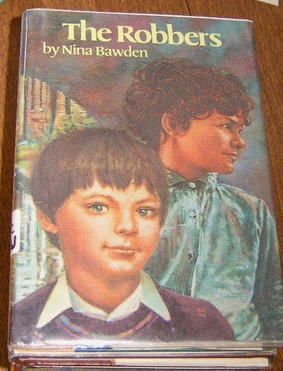 The Robbers by Nina Bawden 1989 / HC DJ VG Free Shipping