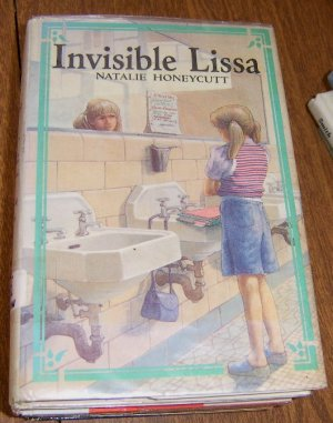 1985 Invisible Lissa By Natalie Honeycutt / HC DJ Free Shipping