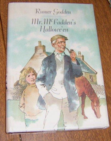 Free Shipping 1975 First Edition / Mr. McFadden's Halloween by Rumer Godden