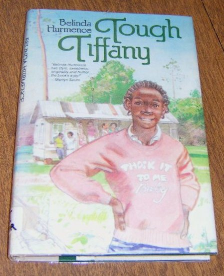 1980 Tough Tiffany by Belinda Hurmence / HC DJ Free Shipping