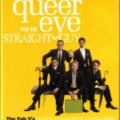 Queer Eye for Straight Guy Fab 5's Guide to Looking , Cooking , Dressing  Behaving and Living Better