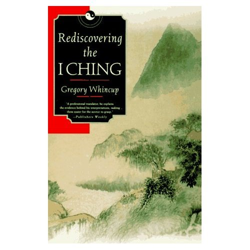 Rediscovering the I Ching (Paperback) Free Shipping
