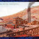 Vintage Color Postcard Elkton Mine Elkton Colorado, Cripple Creek District