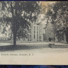 1913 Photo Postcard Rochester New York - St. Bernard's Seminary