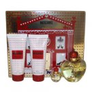 Moschino Glamour Moschino 4 pc Women Gift Set