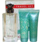 Tous Silver Tous 3 pc Women Gift Set