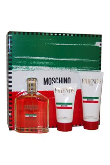 Moschino Friends Moschino 3 pc Gift Set Men