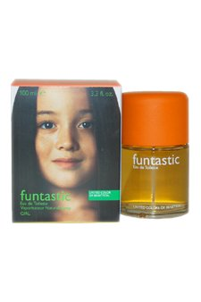 Funtastic United Colors of Benetton 3.3 oz EDT