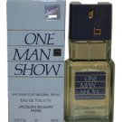 Jacques Bogart One Man Show 3.3 oz EDT Spray Men