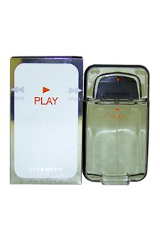 Givenchy Givenchy Play 3.4 oz EDT Spray Men NEW