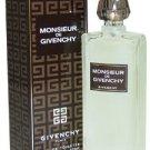 Monsieur De Givenchy 3.3 oz EDT Spray Men NEW