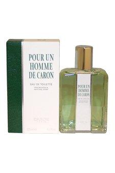Caron Pour Un Homme 4.2 oz EDT Spray Men NEW