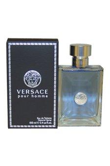 Versace Pour Homme 3.4 oz EDT Spray Men NEW