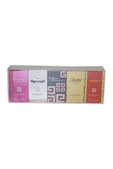 Givenchy Variety Givenchy 5 pc Women Gift Set