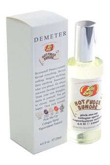 Jelly Belly Hot Fudge Sundae Demeter 4 oz Cologne