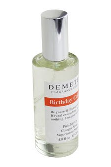 Birthday Cake Demeter 4 oz Cologne Spray Women