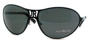 John Richmond JR 53801 Black Unisex Sunglasses