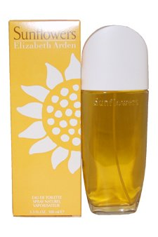 Sunflowers Elizabeth Arden 3.3 oz EDT Spray Women