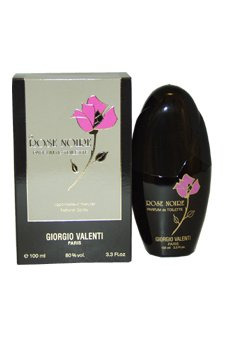 Rose Noire Giorgio Valenti 3.3 oz PDT Spray Women